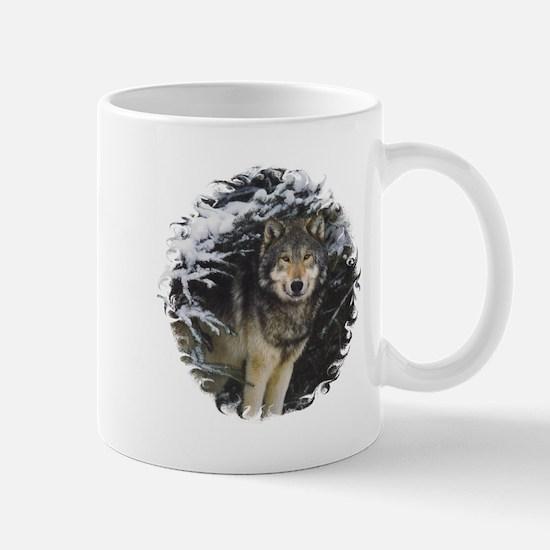 """""""Wolf Stare"""" Mug"""