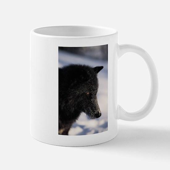 """""""Dark Wolf"""" Mug"""