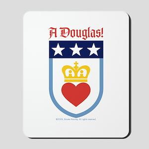 A Douglas! Mousepad