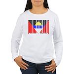 Respect My Roots - Antigua Women's Long Sleeve