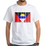 Respect My Roots - Antigua T-Shirt