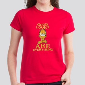 Good Looks are Everything! Women's Dark T-Shirt
