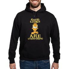 Good Looks are Everything! Hoodie (dark)