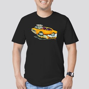 1970 Roadrunner Orange Car Men's Fitted T-Shirt (d