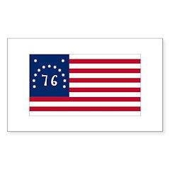 OPSEC Flag Sticker (10 pk)
