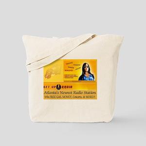 Get Up Radio Gear Tote Bag