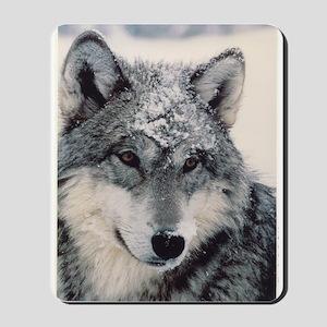 """""""Wolf"""" Mousepad"""