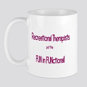 Recreational Therapist Mug