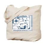 MyHouse Tote Bag