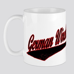 German Wirehaired Pointer Var Mug