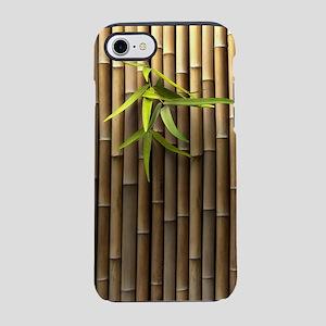 Bamboo Wall iPhone 7 Tough Case