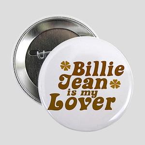"""Billie Jean 2.25"""" Button"""
