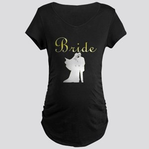 Bride Maternity Dark T-Shirt