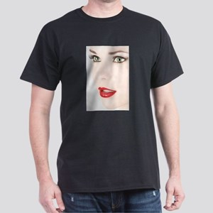 A Pretty Face Dark T-Shirt