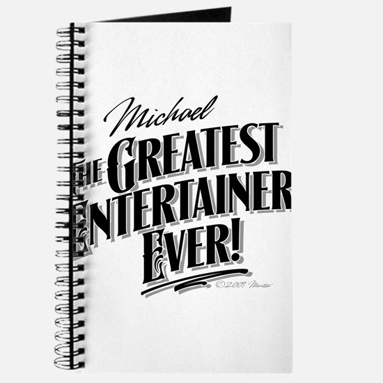 MJ Greatest Journal