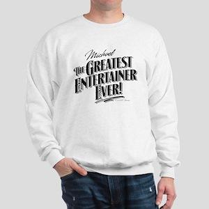 MJ Greatest Sweatshirt