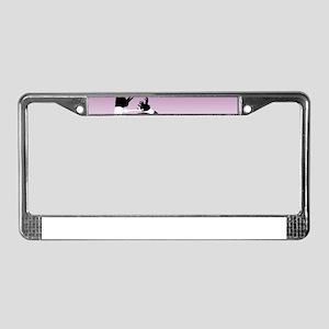 Bondage License Plate Frame