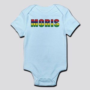 Mauritius (Creole) Infant Bodysuit
