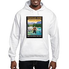 Fishing Hooded Sweatshirt