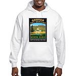 Grover Hot Springs Hooded Sweatshirt
