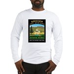 Grover Hot Springs Long Sleeve T-Shirt