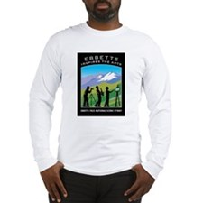 The Arts Long Sleeve T-Shirt
