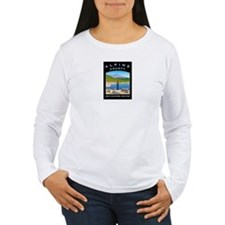 Alpine County Women's Long Sleeve T-Shirt