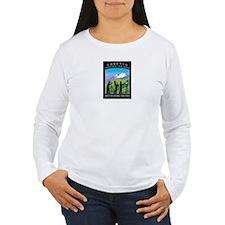 The Arts Women's Long Sleeve T-Shirt