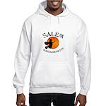 Salem Massachusetts Witch Hooded Sweatshirt