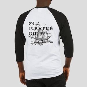 Old Pirates Rule Baseball Jersey