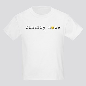 Finally Home Sunshine Kids Light T-Shirt