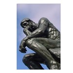 The Thinker - Postcards (Package of 8)