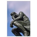 The Thinker - Large Poster
