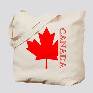 Candian Maple Leaf Tote Bag