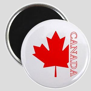Candian Maple Leaf Magnet