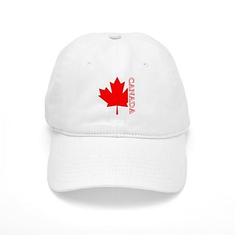 Candian Maple Leaf Cap