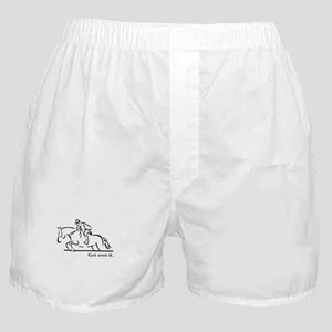 Jumper Boxer Shorts