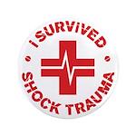 "Shock Trauma 3.5"" Button (100 pack)"