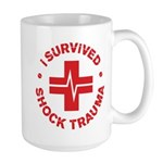 Shock Trauma Large Mug