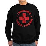 Shock Trauma Sweatshirt (dark)