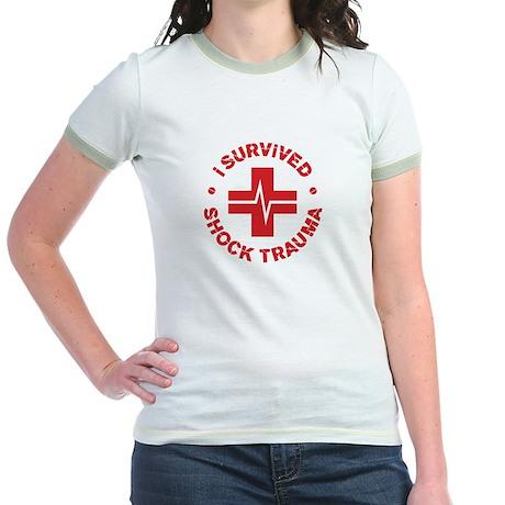 Shock Trauma Jr. Ringer T-Shirt