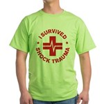 Shock Trauma Green T-Shirt