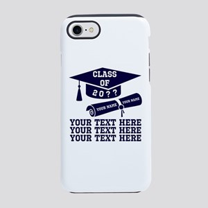 Class of 20?? iPhone 7 Tough Case
