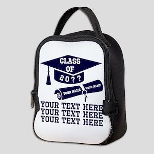 Class of 20?? Neoprene Lunch Bag
