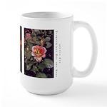 Large Mug - Yellow Roses (connie)