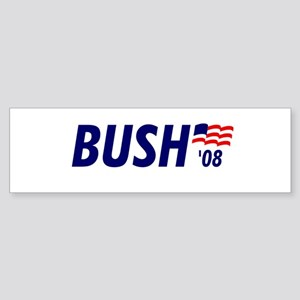 Bush 08 Bumper Sticker