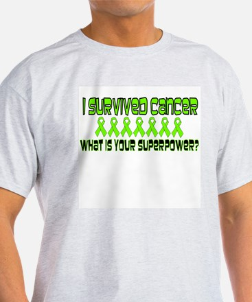 Lime Superpower T-Shirt
