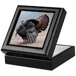 Wild Turkey Keepsake Box