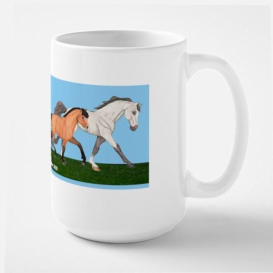 Pony Fun Large Mug