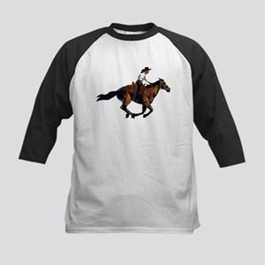 Gallop Girl Kids Baseball Jersey